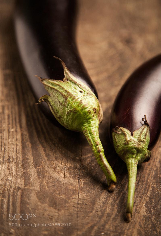 Photograph Eggplant by Kos Lychak on 500px