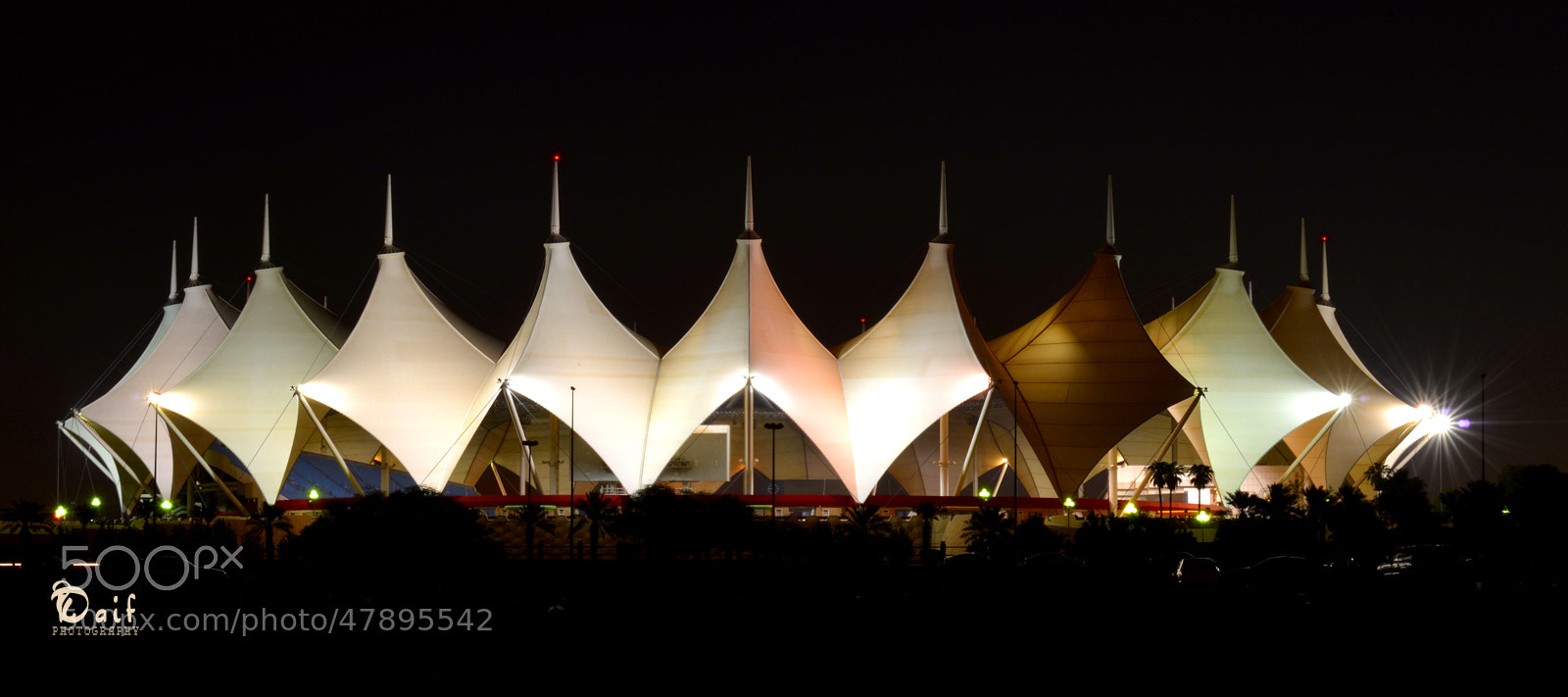 Photograph KING FAHAD STADIUM by Daifallah Mansour on 500px