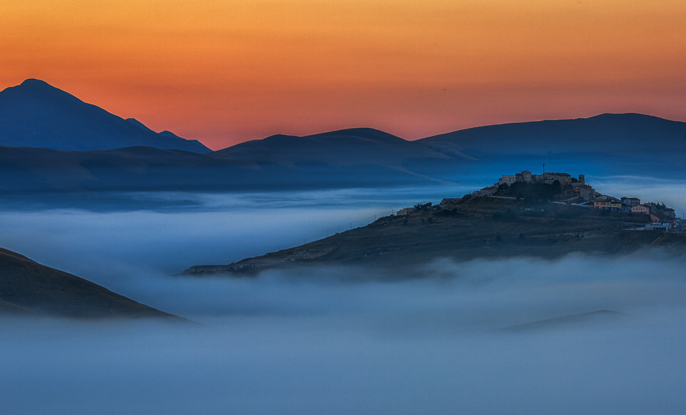 Photograph Morning clouds by Don Pino on 500px