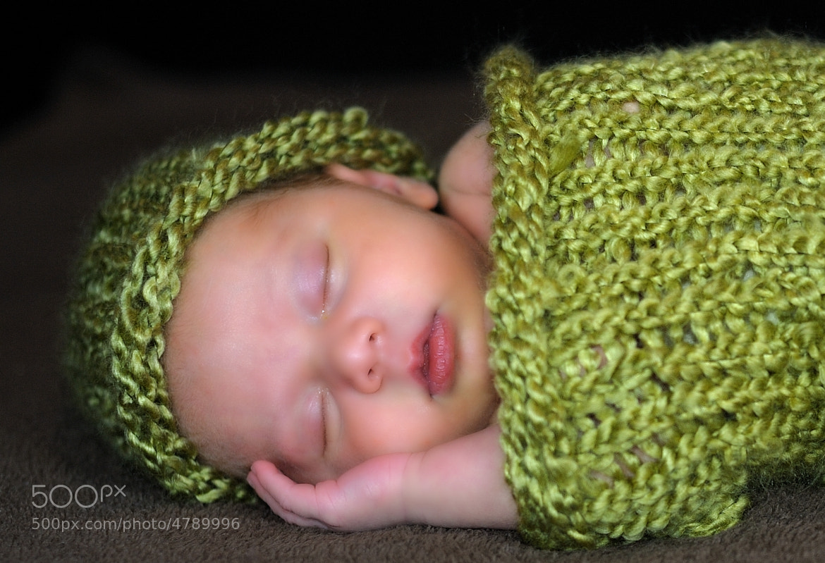 Photograph Micah newborn by Arnold Sese on 500px