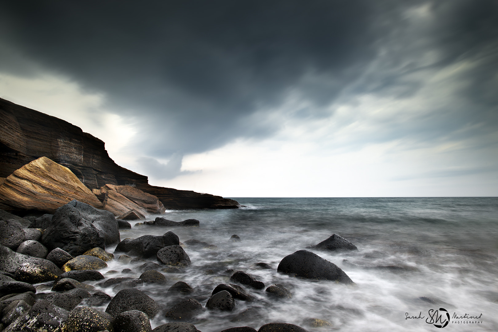 Photograph Just before the storm by Sarah Martinet on 500px