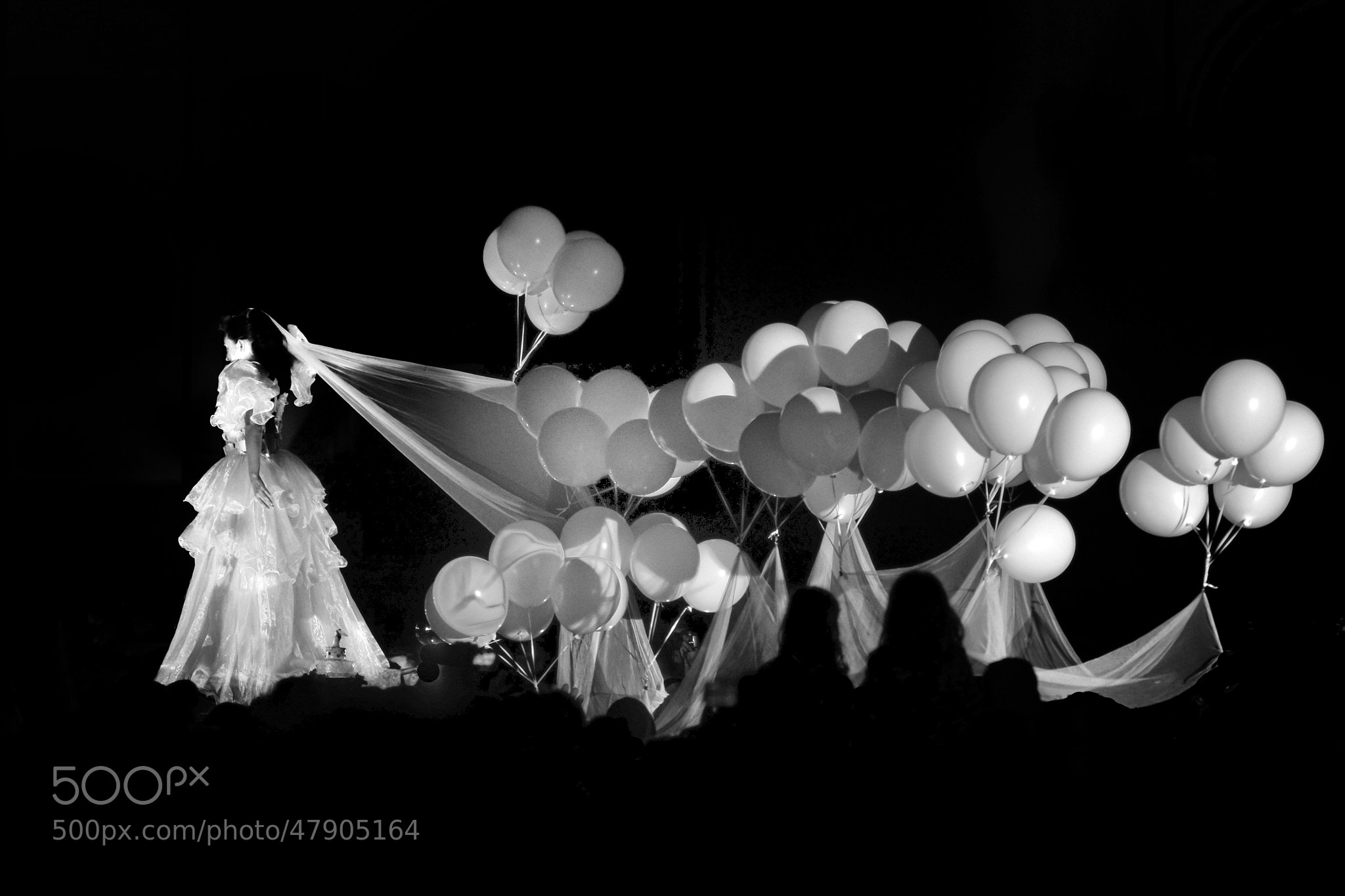 Photograph Angel In The Dark... by Ionescu Dragos on 500px