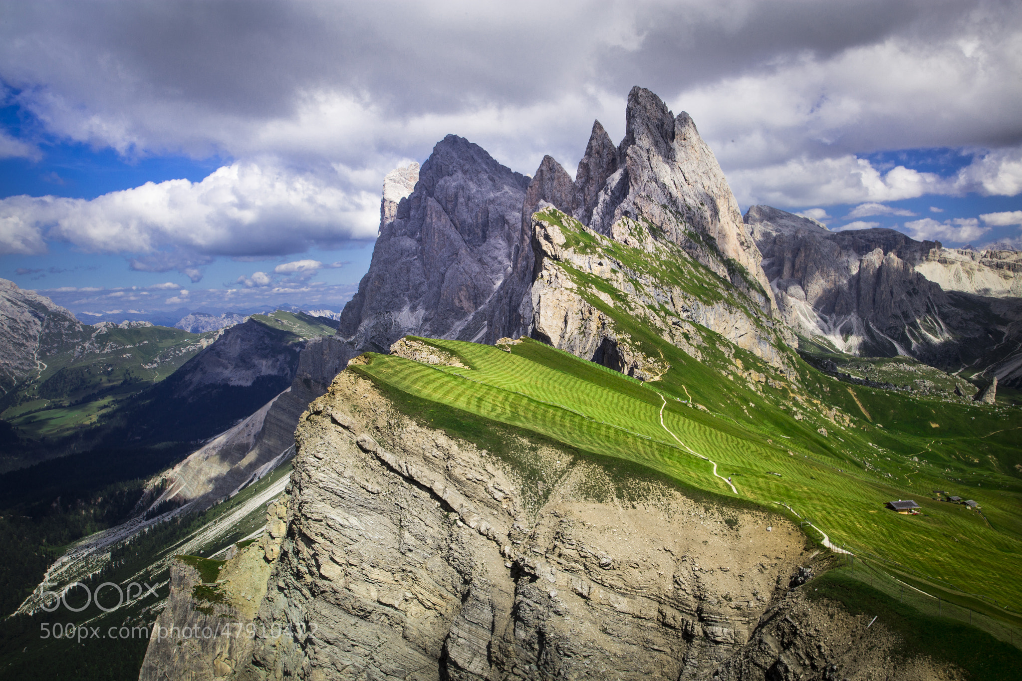 Odle Mountains,Tyrol Południowy | Landscapes [HQ ...