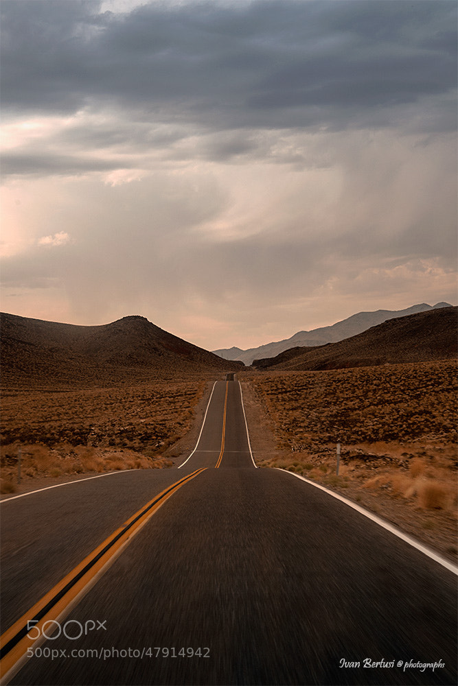 Photograph Road by Ivan Bertusi on 500px
