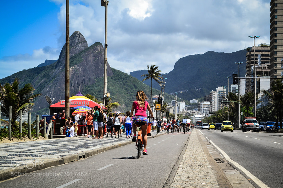 Photograph Ipanema by Vitor Holz on 500px