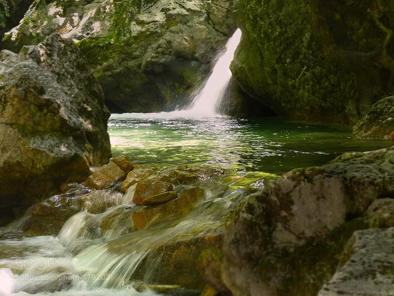 Photograph Green brook by Olga Gavrilova on 500px