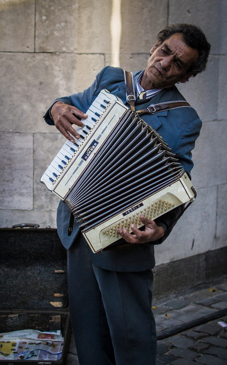 Photograph Street music by Abe Dakin on 500px