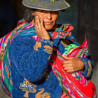 Постер, плакат: Cusco Woman 1