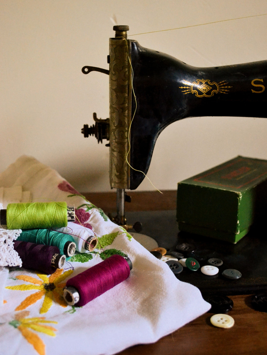 Photograph Sew and sew by Heather Aplin on 500px
