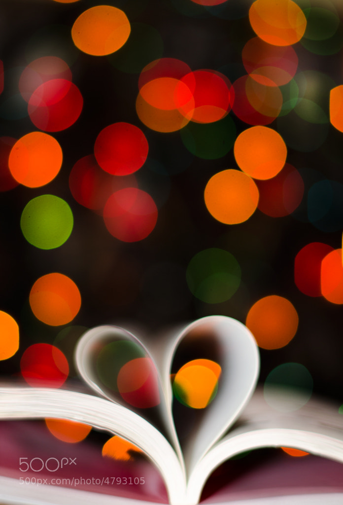 Photograph love or bokeh by muh talifun on 500px