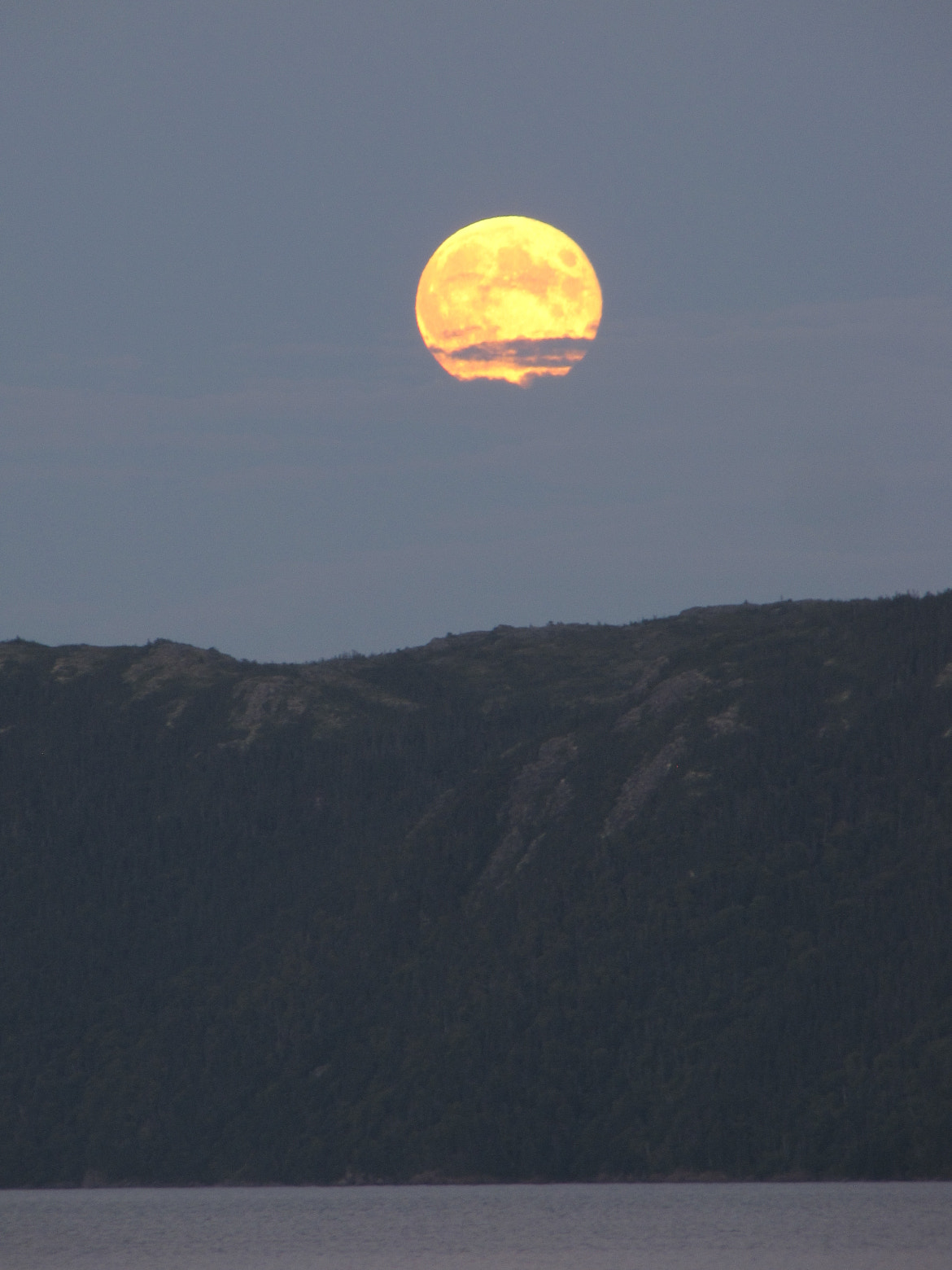 Photograph Harvest Moon II by Thomas Clenche on 500px