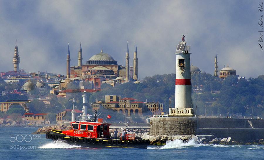 "Istanbul by Mehmet Çoban on 500px.com"" border=""0"" style=""margin: 0 0 5px 0;"