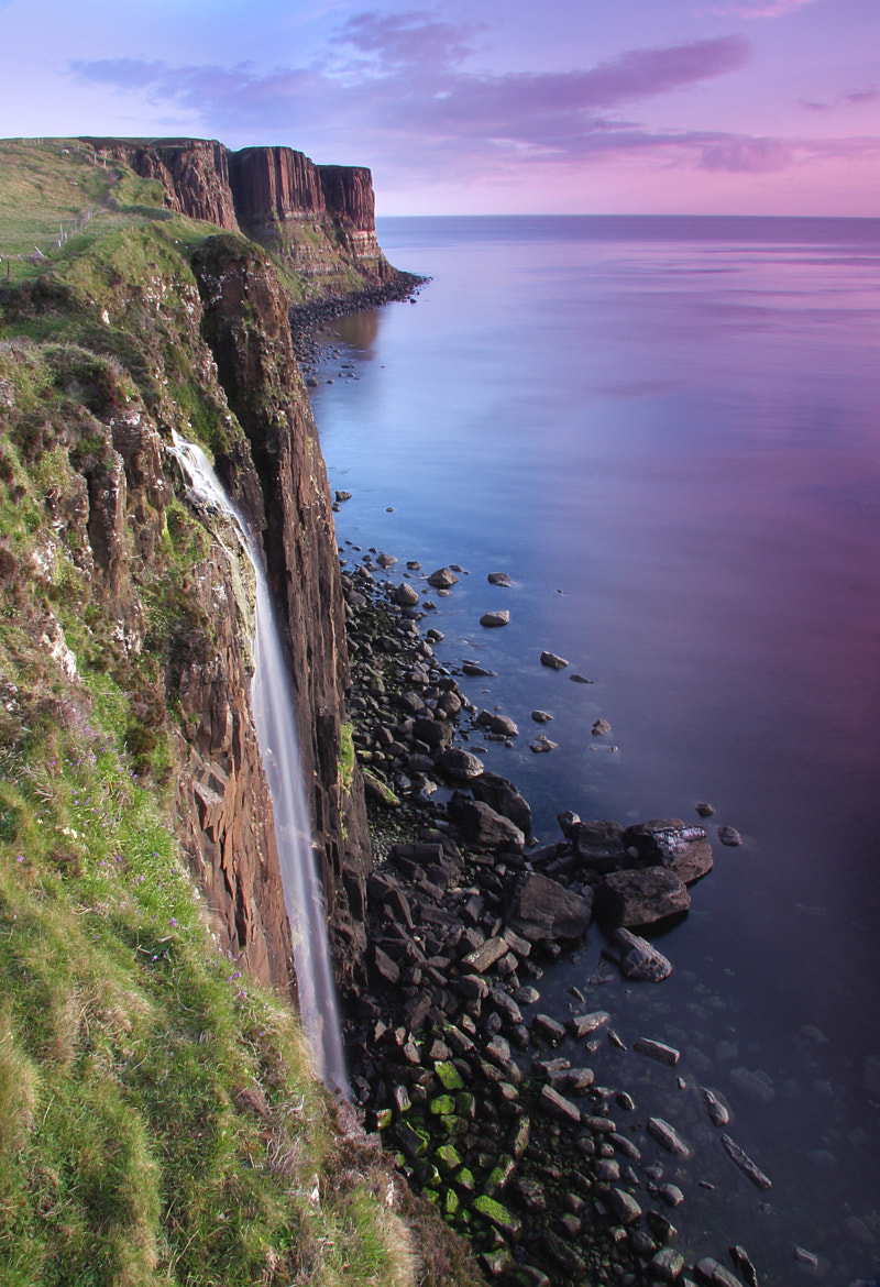 Photograph Kilt Rock by Andy MacDougall on 500px