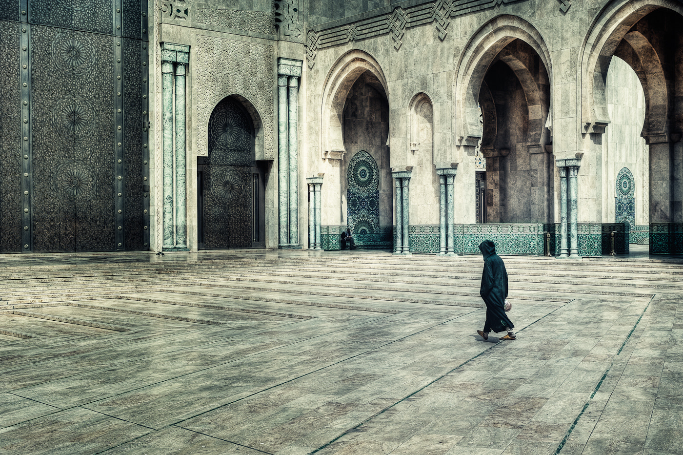 Photograph Grand Mosque by Dominik Staszowski on 500px
