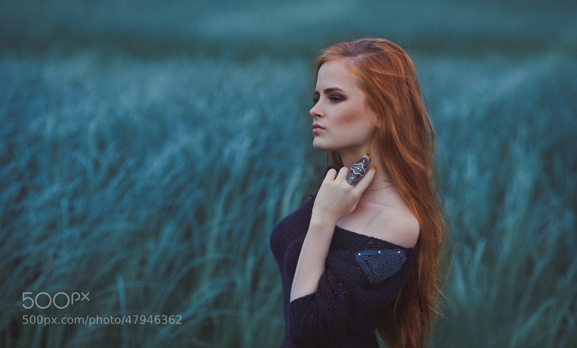 Photograph Masha Khudiakova by Валерия Агларова on 500px