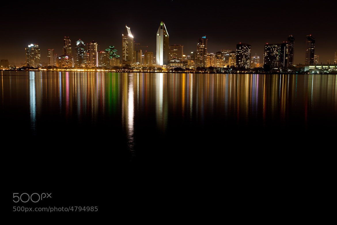Photograph Downtown San Diego by Shane Lund on 500px