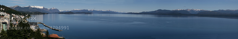 Photograph  lake nahuel huapi panorama 3 by Walter  Pagliardini on 500px
