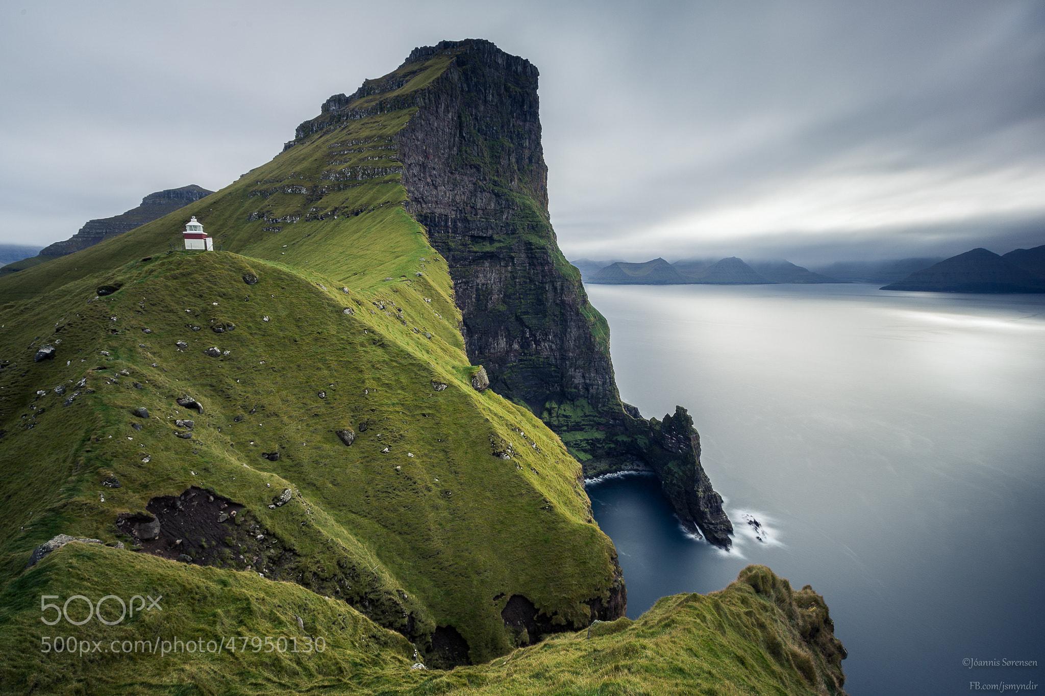 Photograph Lighthouse by Jóannis Sørensen on 500px
