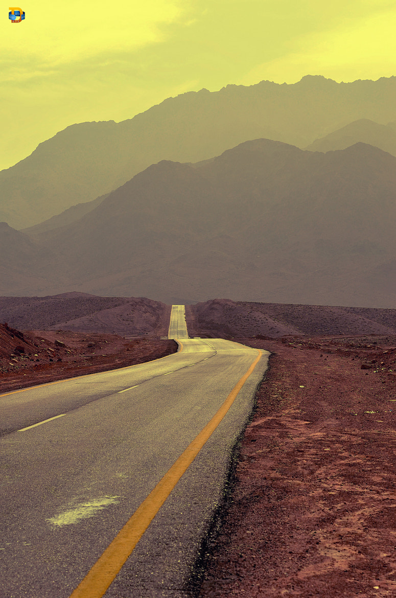 Photograph mountainsroad by Daifallah Mansour on 500px