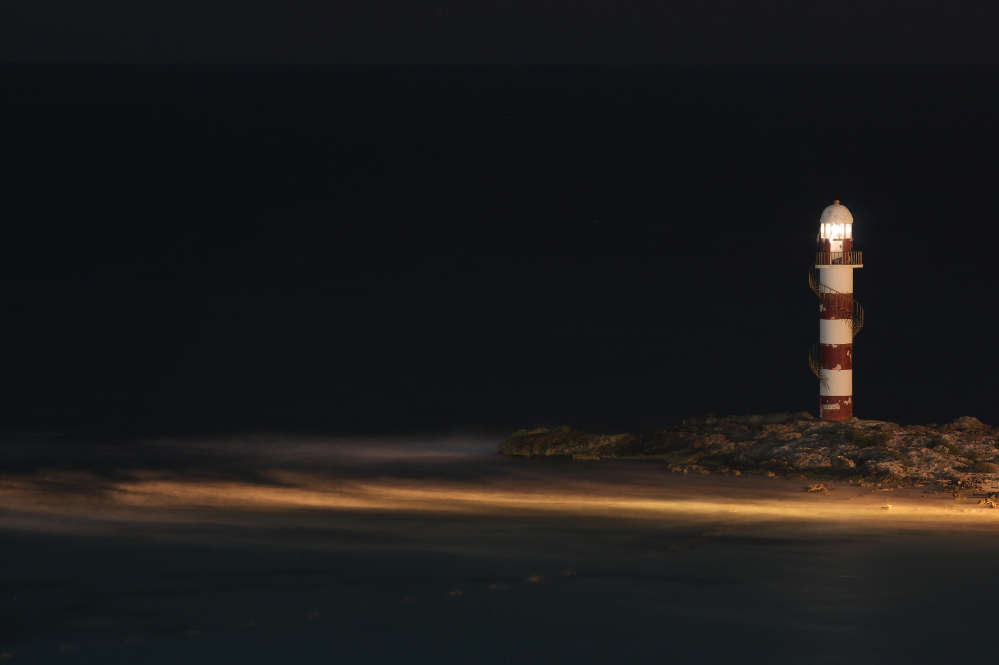 Photograph Cancun Lighthouse by Raul Arroyo on 500px