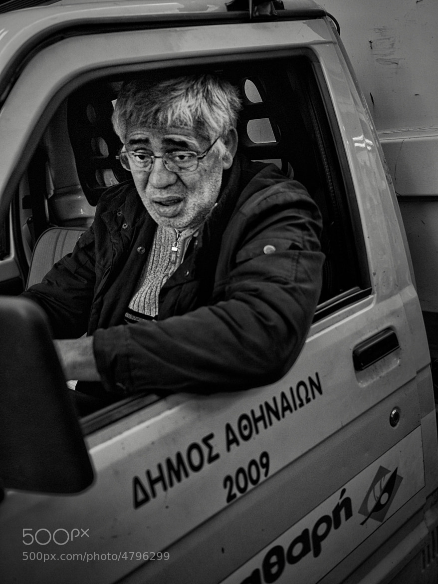 Photograph Mr. Driver by Ali Rahmati on 500px