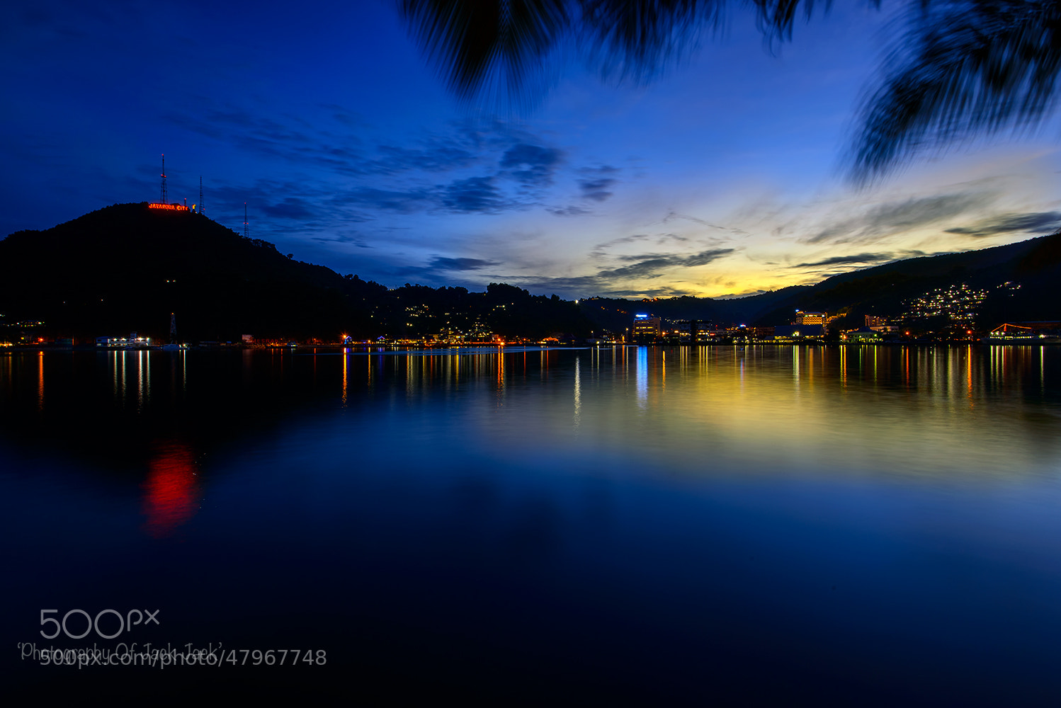 Photograph BLUE HOUR AT PAPUA ISLAND by HENDRIK PRIYANTO on 500px