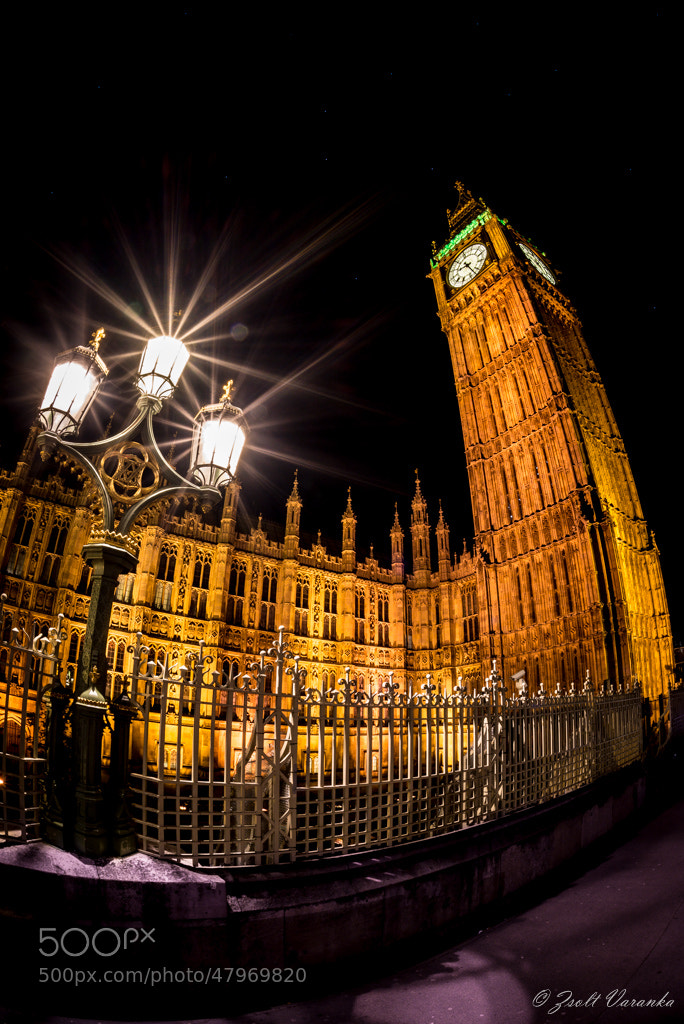 Photograph the BIG, Big Ben by Zsolt Varanka on 500px