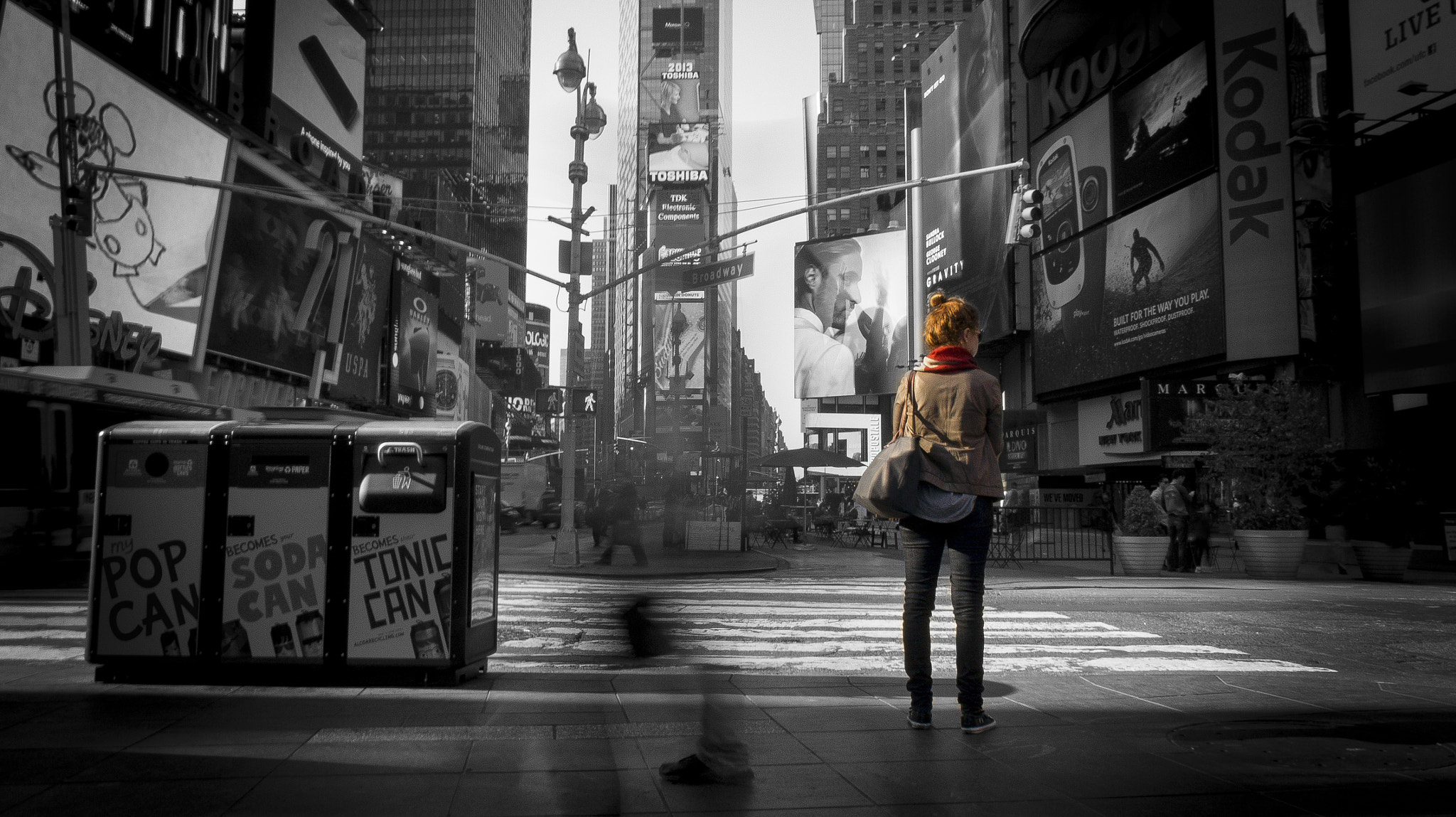 Photograph New York Hour by Dave  Freeman on 500px