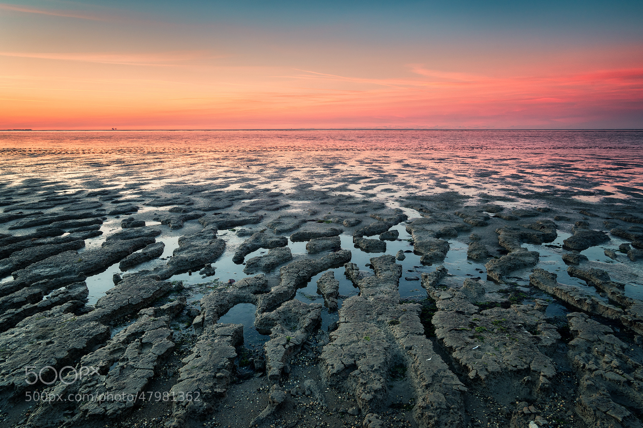 Photograph Low Tide by Matthias Haker on 500px