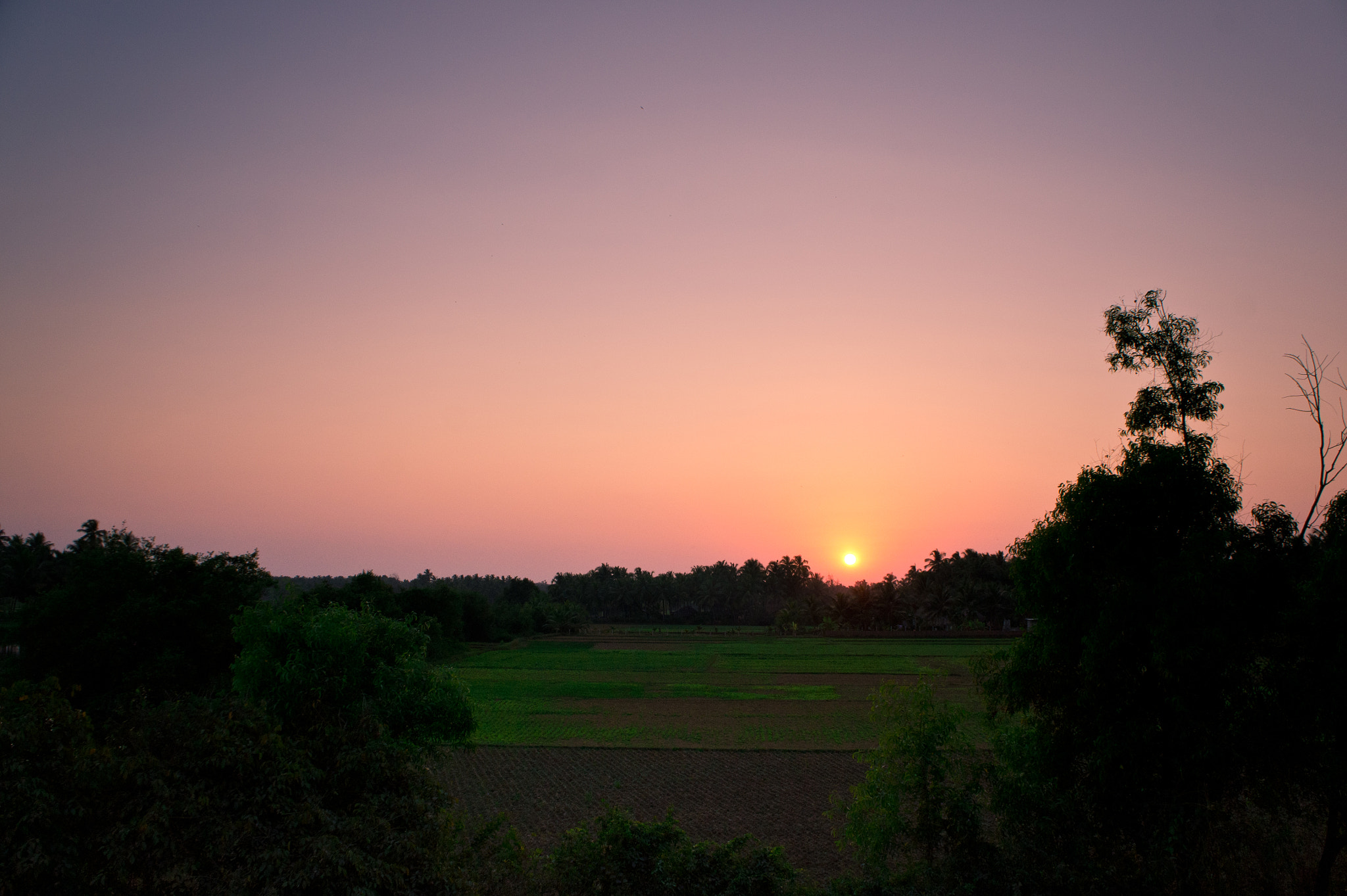 Photograph Sunset by Nagendra Kumar on 500px