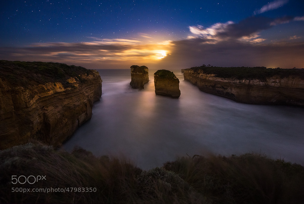 Photograph Island Arch by Dylan Gehlken on 500px