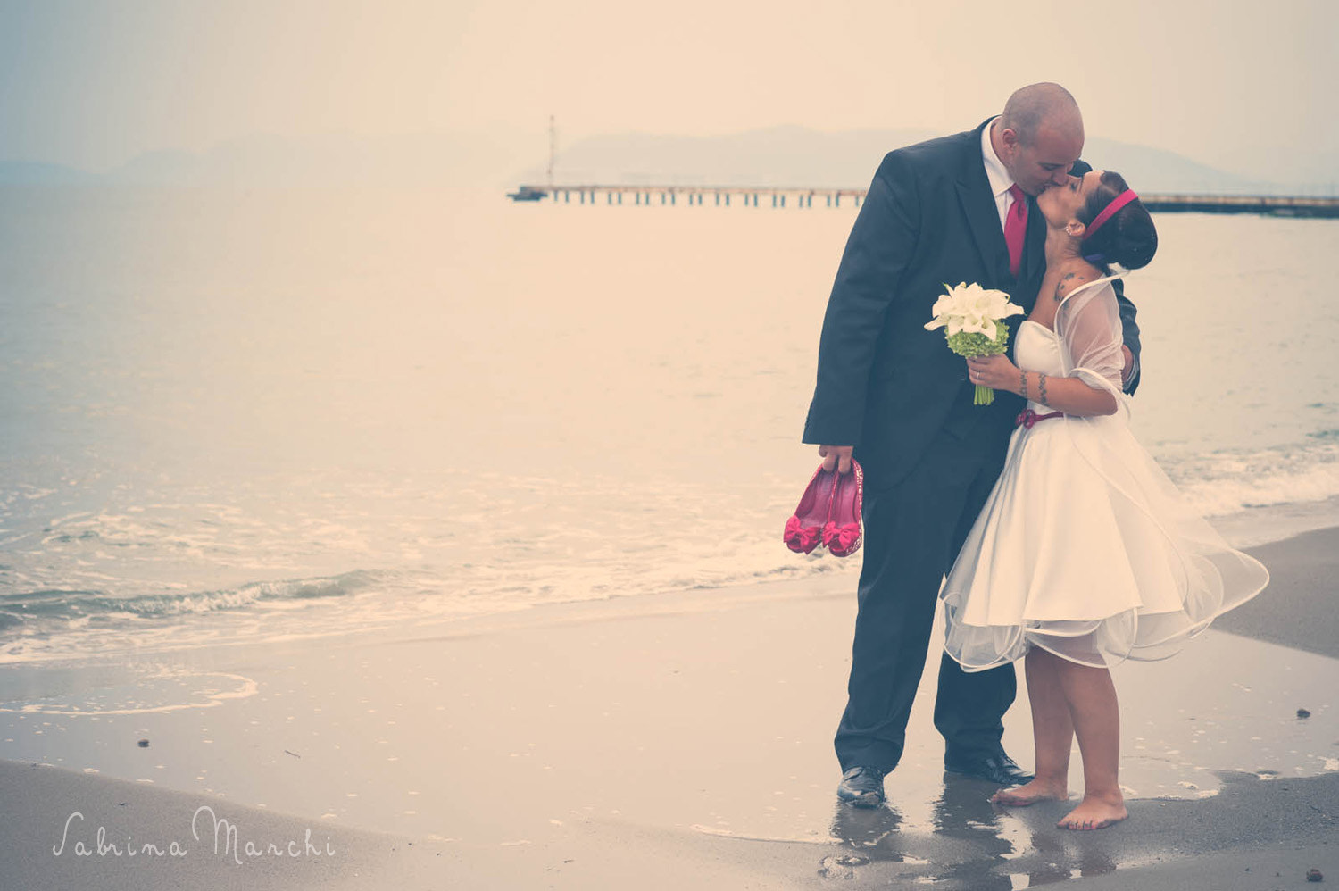 Photograph Wedding on the beach... by Sabrina Marchi on 500px