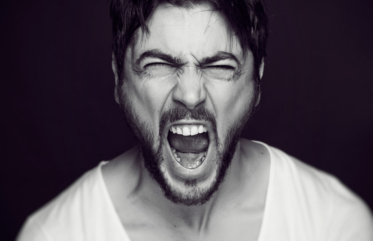 Photograph Scream with me! by Alex Mihai C on 500px