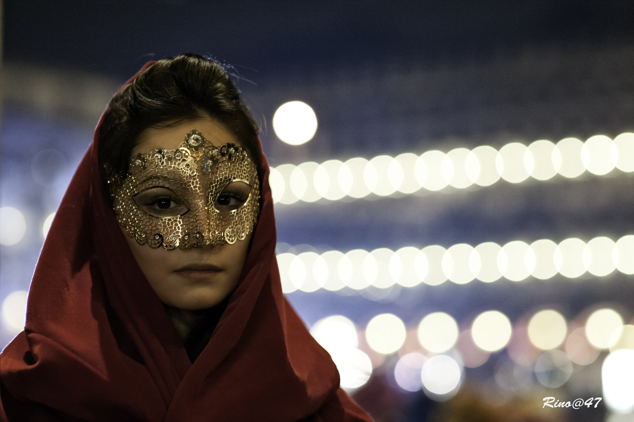Photograph Mask03 by Gastone Dissette on 500px