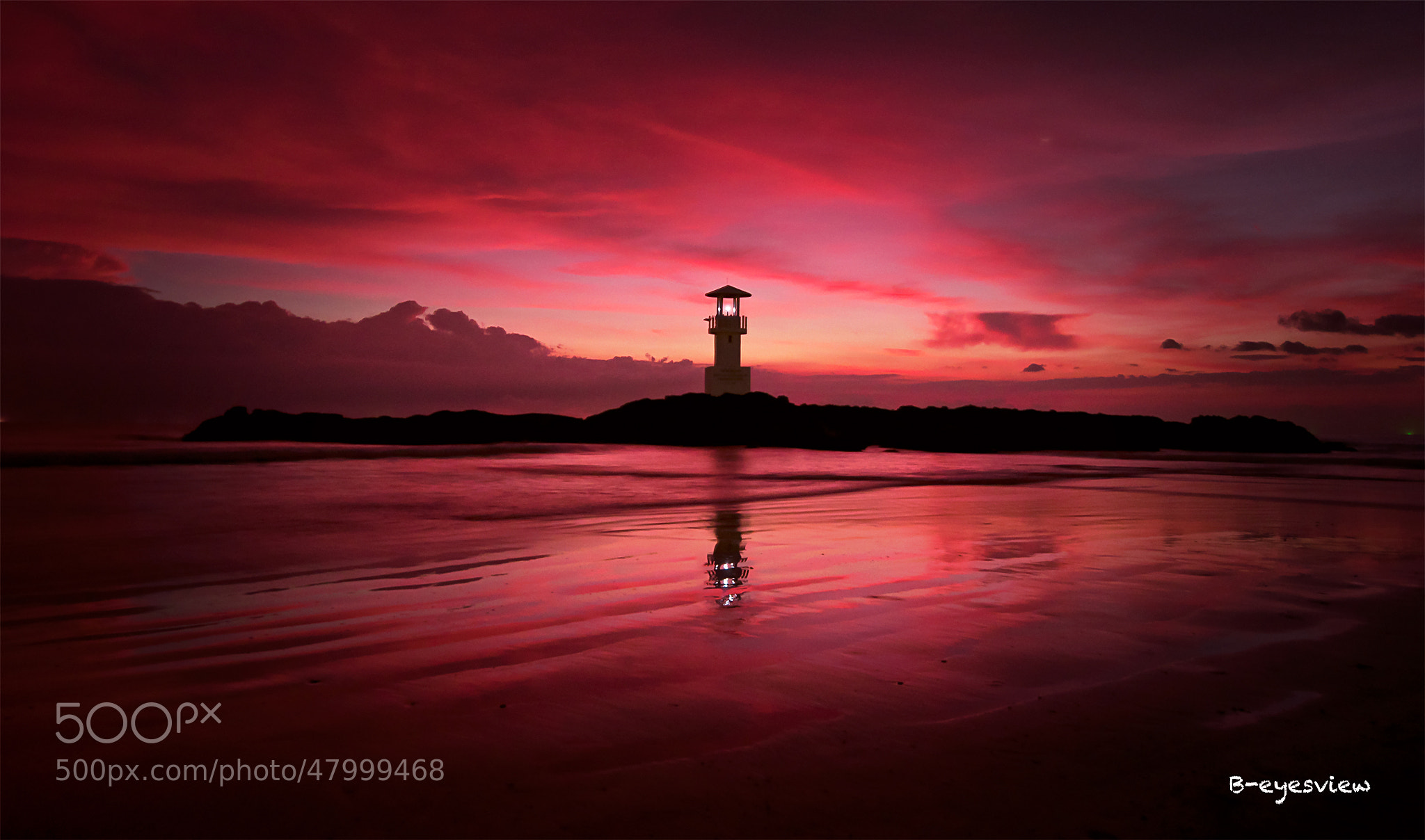 Photograph Lighthouse by b-eyesview  on 500px