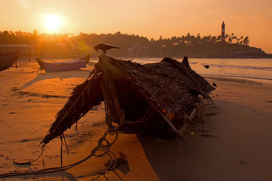 Photograph morning in Kovalam by Estet MF Ф... on 500px