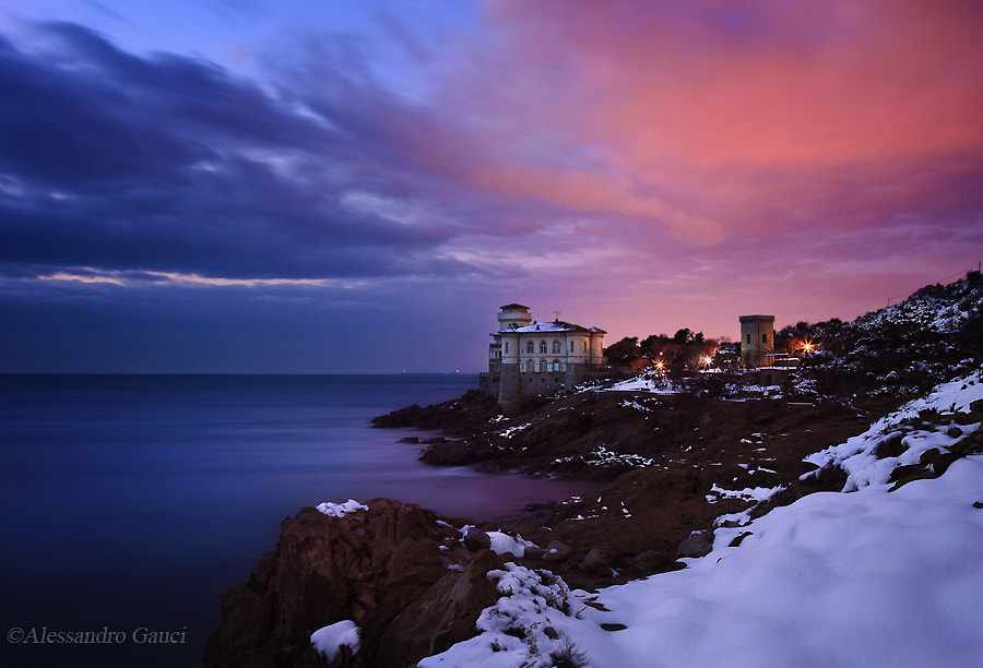 Photograph Castel Boccale 2/2/2012 by Alessandro  Gauci on 500px