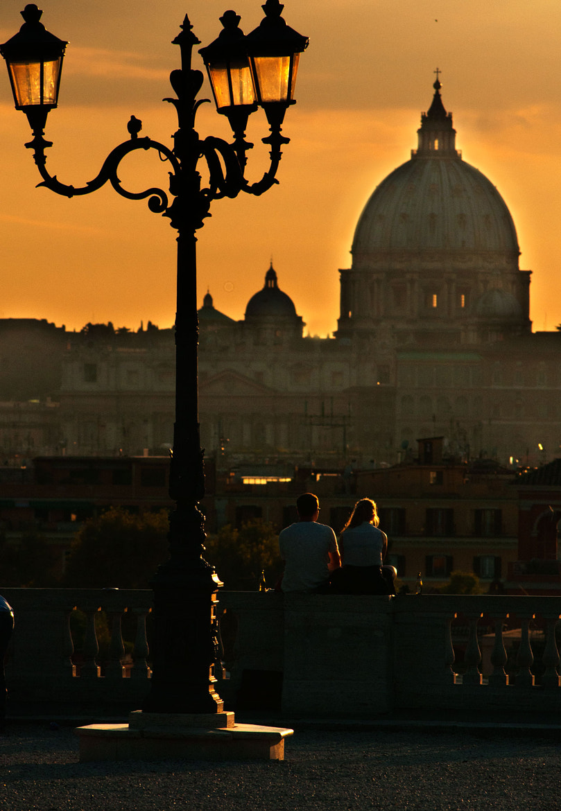 Photograph Rome city view by Marcello Ceraulo on 500px