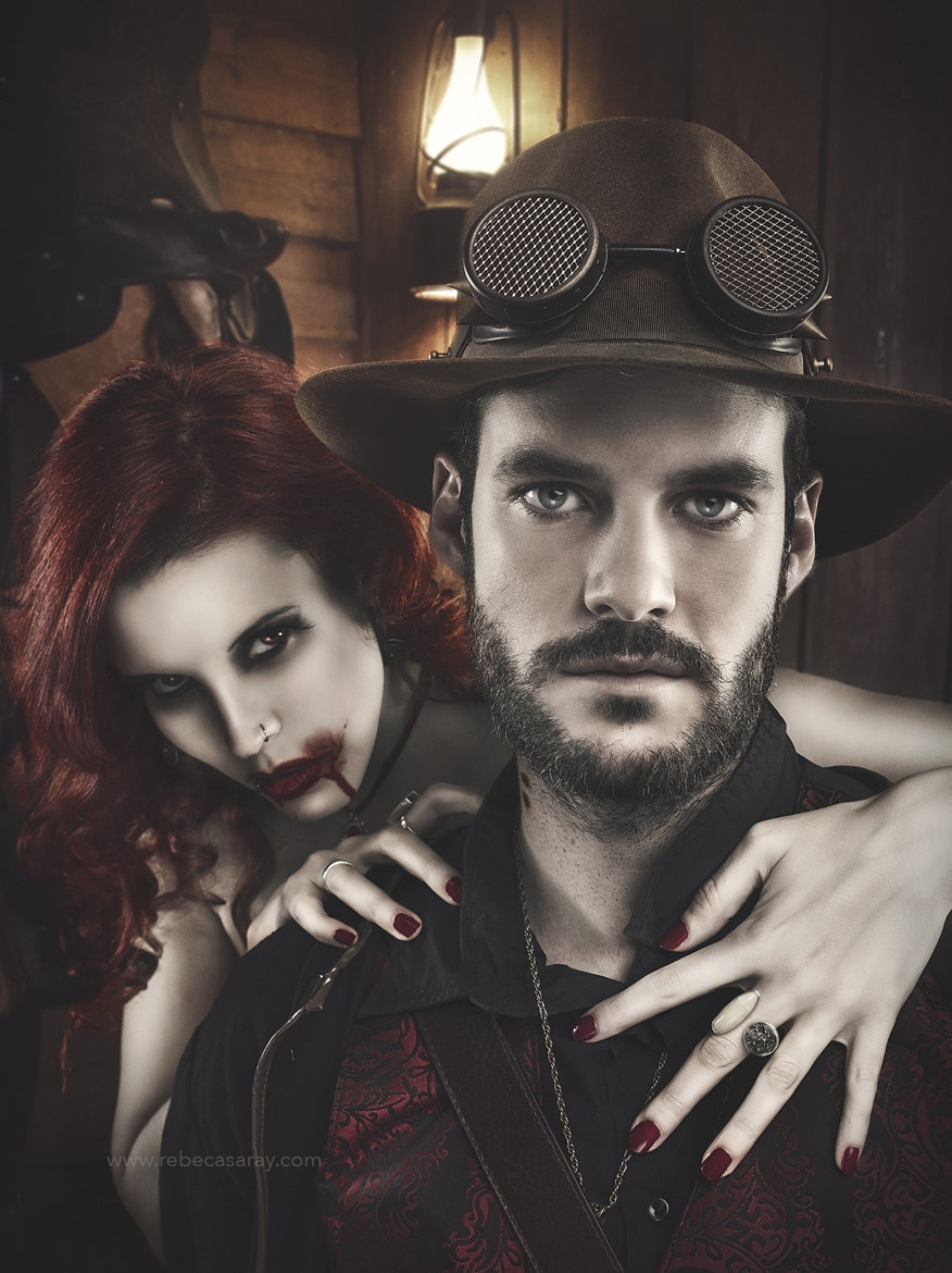 Photograph Be mine by Rebeca  Saray on 500px