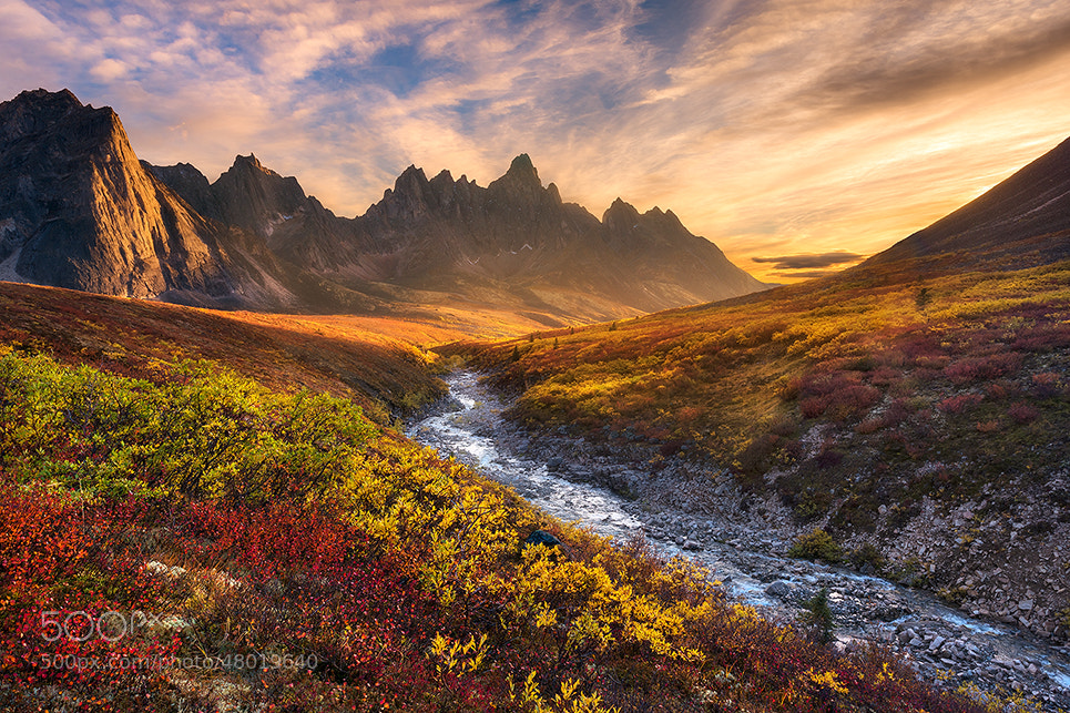 Photograph Mountain Paradise by Exploring Light Photography on 500px