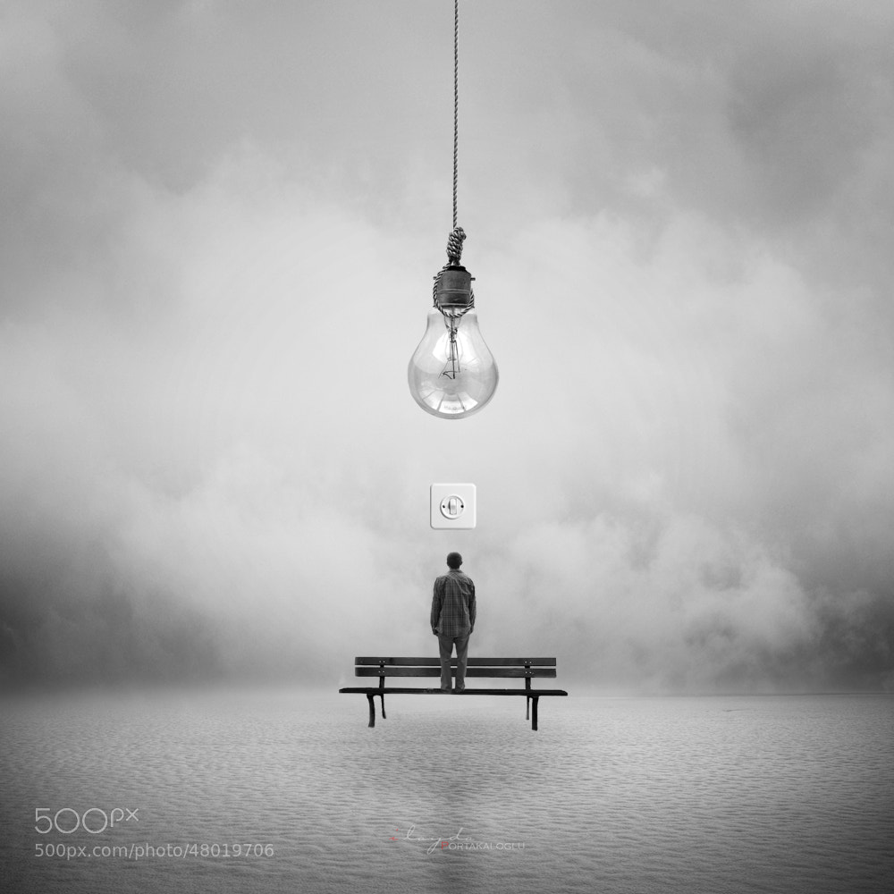 Photograph Lead me to the Light by Ilayda Portakaloglu on 500px