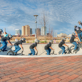 Bicycle in Railroad Park by David Donaldson (DavidRDonaldson)) on 500px.com