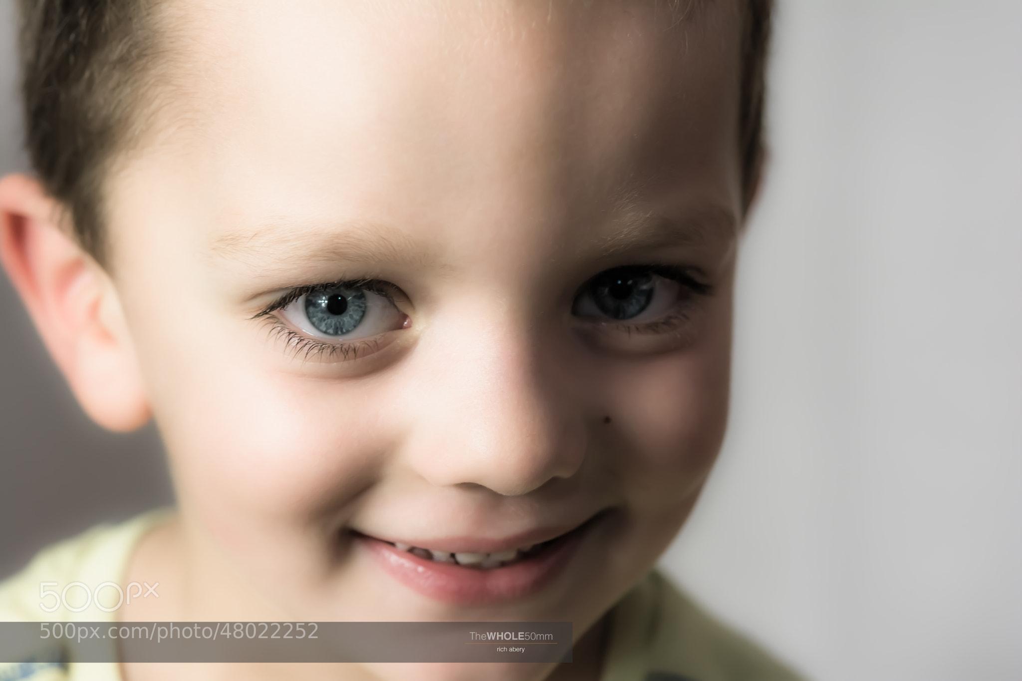 Photograph Portrait 003 by Rich Abery on 500px