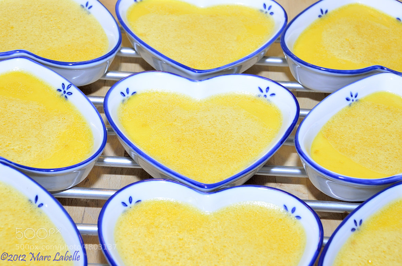 Photograph Crème brûlée... by Marc Labelle on 500px
