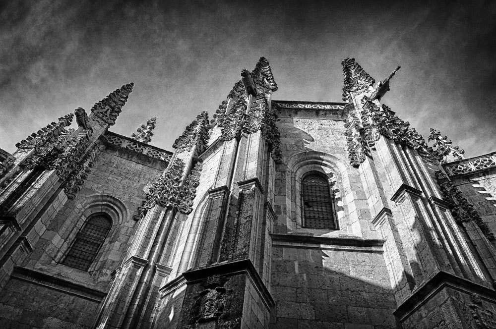 Photograph Catedral_Segovia_DSC1355_HDR_baja by Andrés Conde on 500px