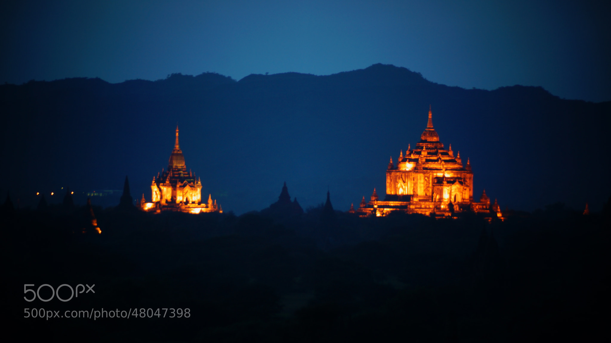 Photograph Bagan by Thiha Min Thant on 500px
