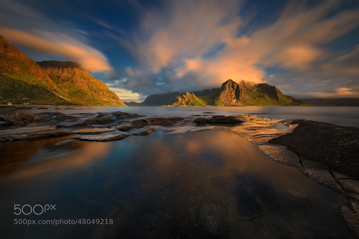 Photograph The Full Colors of Lofoten... by Pawel Kucharski on 500px