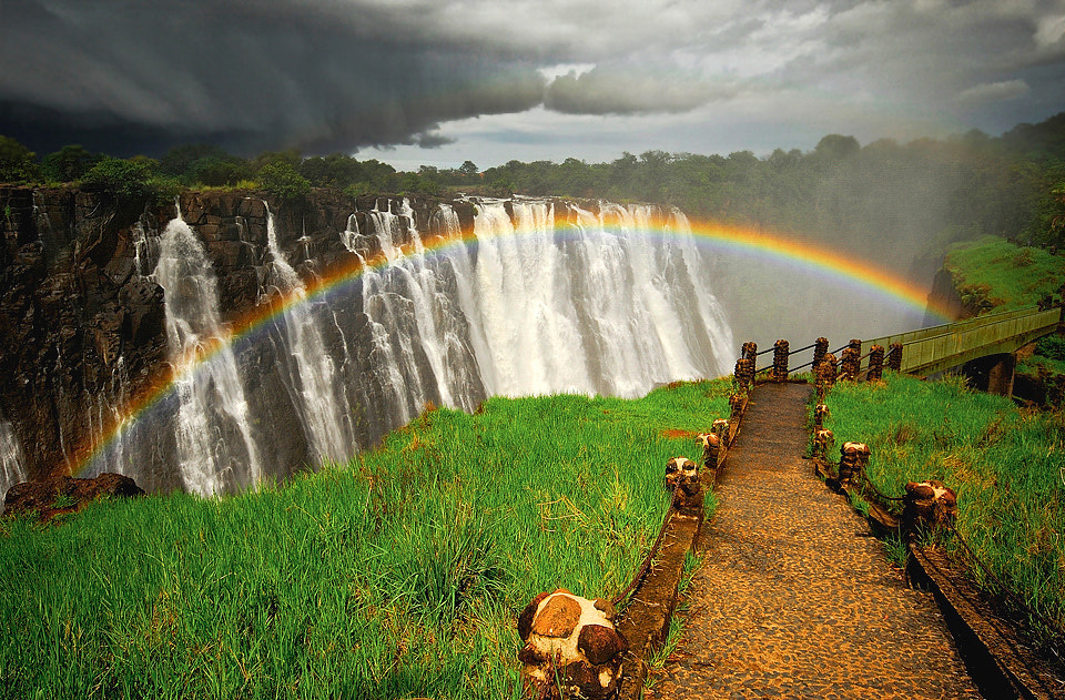 Photograph Victoria Falls (Zambia) by Aubrey Stoll on 500px