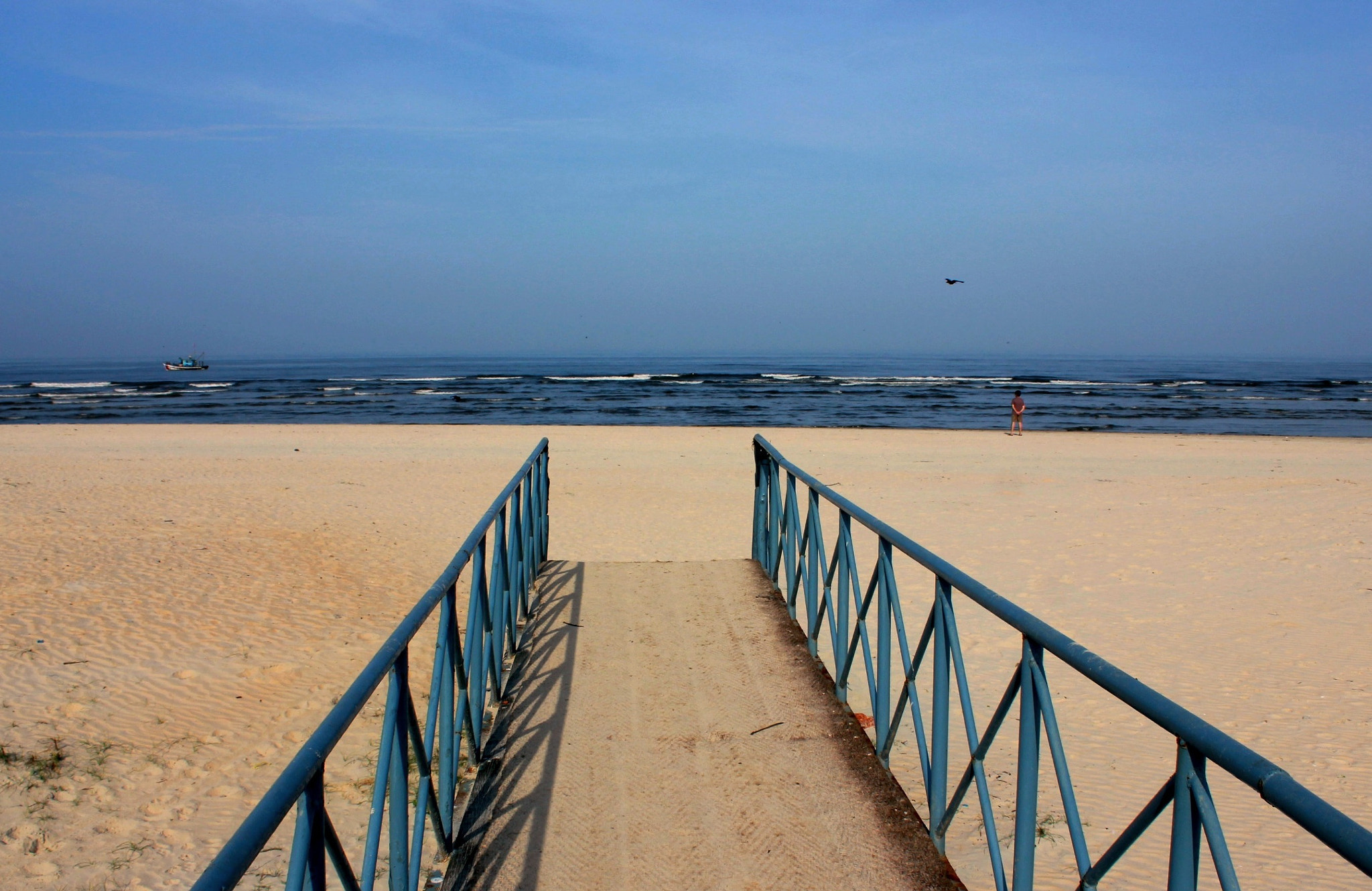 Photograph Welcome to the Beach by Manu Bansal on 500px