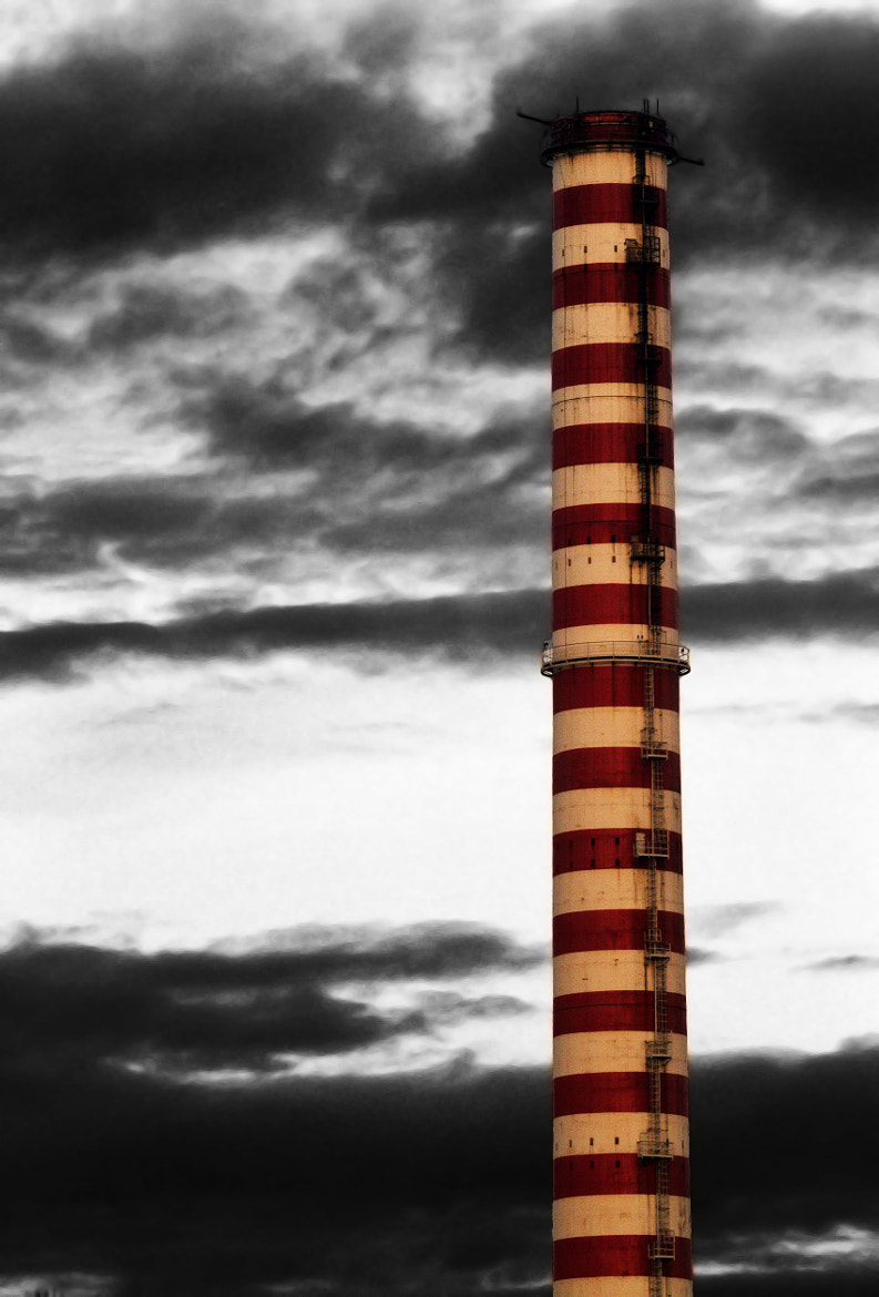Photograph Chimney by Stefano Pedroni on 500px